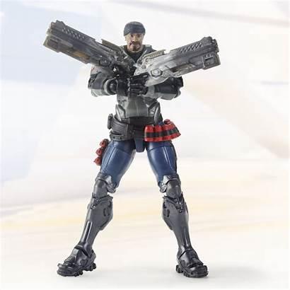 Overwatch Ultimates Reaper Figure Blackwatch Hasbro Action
