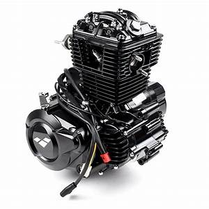 125cc Motorcycle Engine Sk157fmi-g For Sk125-22