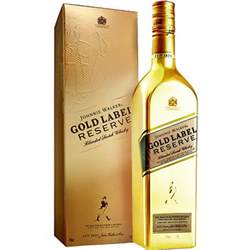dried flowers johnnie walker gold label reserve blended scotch whisky