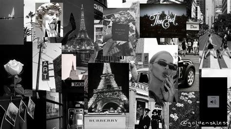 black white aesthetic desktop wallpaper wallpaper