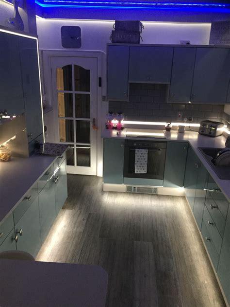 kitchen plinth led lights choose leds for plinth kickboard skirting board feature 5532