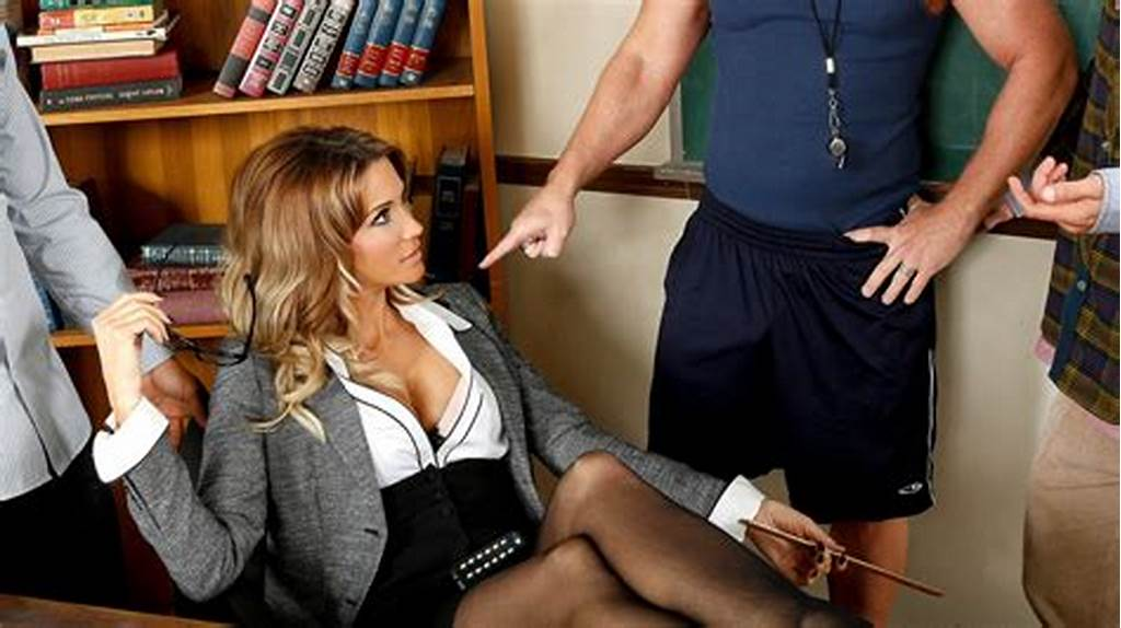 #Hot #For #Teacher #Scene #3