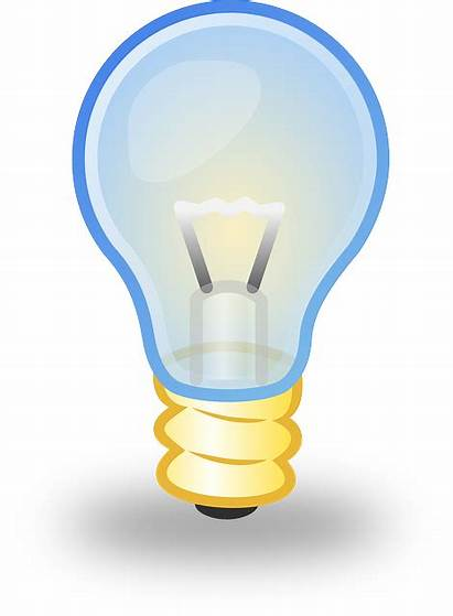 Bulb Lamp Pixabay Vector Graphic Electric