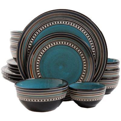 gibson elite cafe versailles  pc double bowl dinnerware