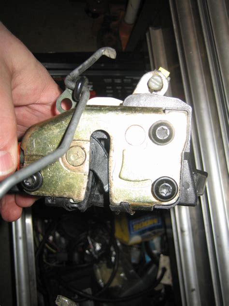 Door Mechanism Names & Images Of Car Door Handle Mechanism