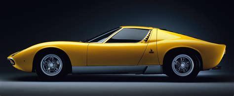 The Lamborghini Miura – The Facts And The Question Again