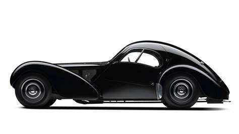 1936 Bugatti Type 57sc Atlantic Coupe Wallpapers & Hd