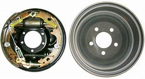 Mopar 10 X 2 1  2 U0026quot  Drum Brake Assembly