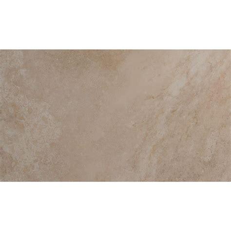 gris porcelain tile ms international estrada gris 12 in x 24 in glazed ceramic floor and wall tile nhdestgri1224