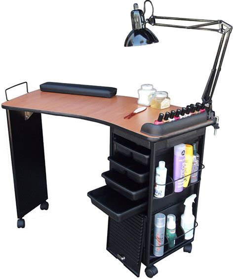 nail salon desk for sale image gallery manicure tables