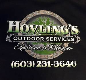Custom Logo Design for Hovling's Outdoor Services