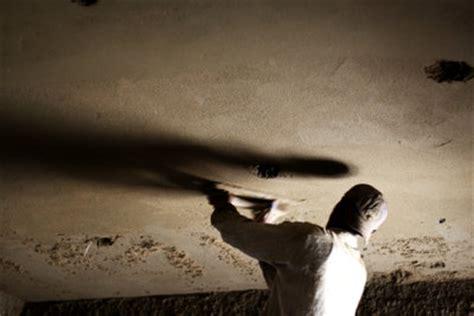 alte wände glätten decke spachteln oder verputzen stahlbetondecke im neubau decke verputzen spachteln und