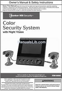 Bunker Hill Security 60565 Owner U0026 39 S Manual Pdf Download