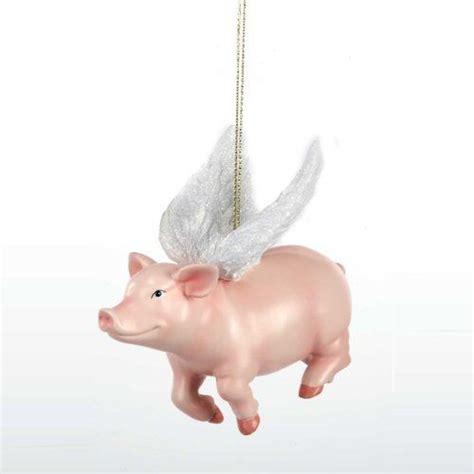 pink flying pig outside christmas decoration 322 best images about piggies on swarovski