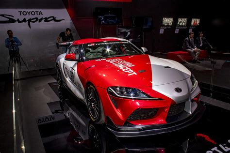 toyota gr supra gt concept top speed