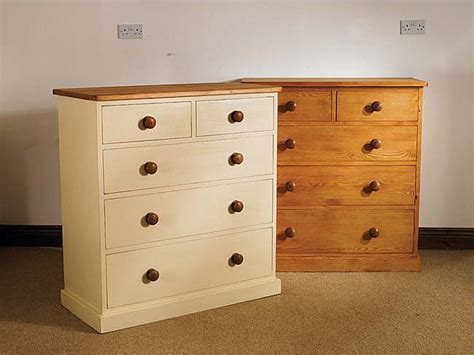 painted pine hton cream painted pine furniture 2 over 3 chest of drawers