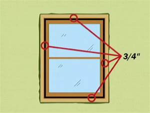 How to Remove an Old Window and Frame a New One how-tos