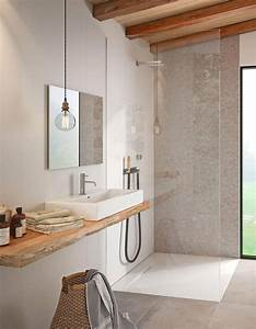 10 facons de se creer une salle de bains zen elle decoration With salle de bain ambiance zen