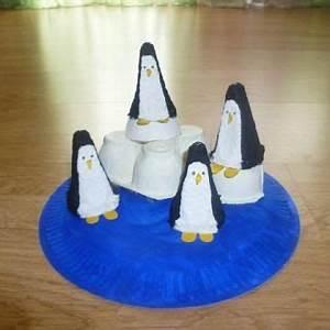 Basteln Mit Kindern Weihnachten Und Winter : pinguine aus pappteller und eierkarton selbst basteln in 14 schritten 2 christmas ~ Watch28wear.com Haus und Dekorationen