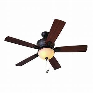 Harbor breeze in multi position indoor ceiling fan