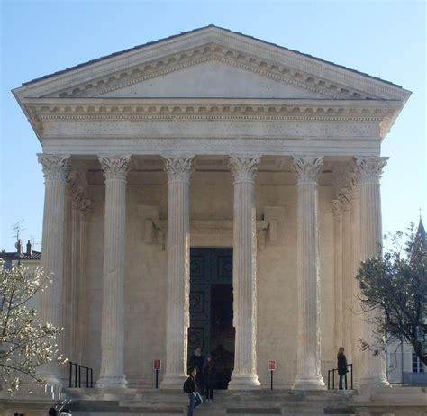 maison carr 233 e 1c ad n 238 mes architecture antiquity the list