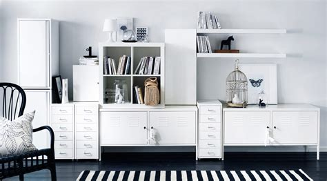 office storage workspace storage solutions ikea