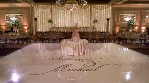 floor decor for weddings eel chicago year in review room transformationselegant event lighting