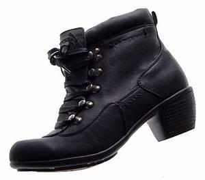 Schuhe Absatz Wechseln : damen stiefeletten schwarz schuhe stiefel pumps kn chelschuhe gef ttert absatz ebay ~ Buech-reservation.com Haus und Dekorationen
