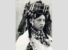 日の沈む大地、マグリブに住んでいたユダヤ人女性たちの民族衣装 DNA