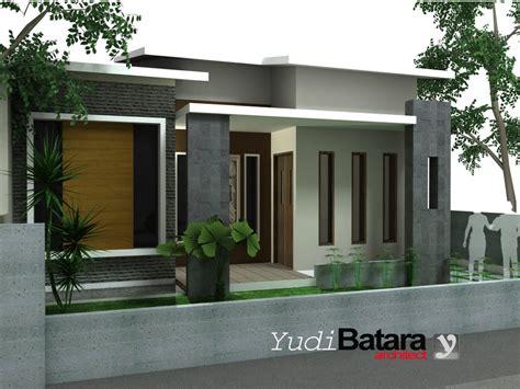 gambar rumah teras depan  teras samping expo desain rumah