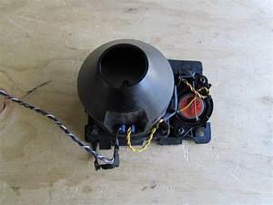 Bmw Rear Deck Speaker Assembly  Right 65136907646 E65 E66 745i 745li 750i 750li 760i 760li