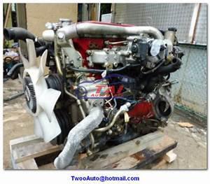 Diesel Mitsubishi Canter Engine   Japan Original Complete