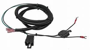 Fuseable Wiring Harness For Go Kart Or Minibike