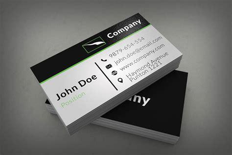 Template Best Template Idea Best Business Card Templates 5 Card Design Ideas