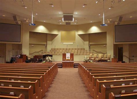 Color Schemes Church Interior