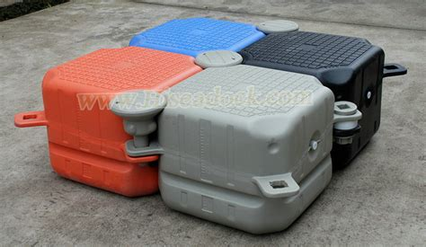 Modular Plastic Pontoons by Plastic Modular Floating Pontoon View Floating Dock