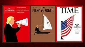 Time, The New Yorker And Economist's New Covers Condemn ...