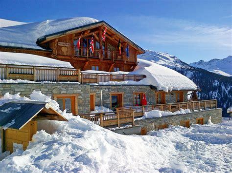 hotel accroche coeur la rosiere ski accommodation peak retreats