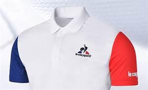 Pull Le Coq Sportif Bleu Blanc Rouge : polo le coq sportif x richard gasquet pour roland garros peah ~ Melissatoandfro.com Idées de Décoration