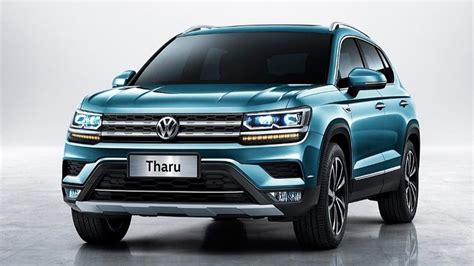 Volkswagen To Introduce New Compact SUV Next Month - Motor ...