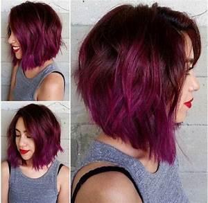 Acheter Coloration Rouge Framboise : 1001 looks r ussis pour des cheveux couleur framboise pinterest cheveux rouge cerise ~ Melissatoandfro.com Idées de Décoration