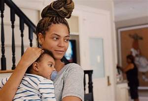 Beyonce reveals baby Blue is 'already reading flashcards ...