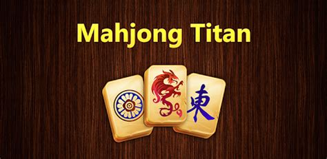 mahjong titan apps  google play