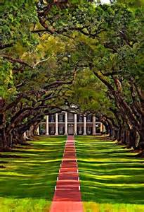 Oak Alley Plantation New Orleans