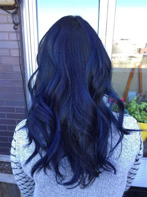 ceylon sapphire rainbow hair color ideas  brunettes
