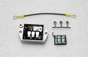 Kohler Part   24755144s Regulator  Rectifier 25 Amp