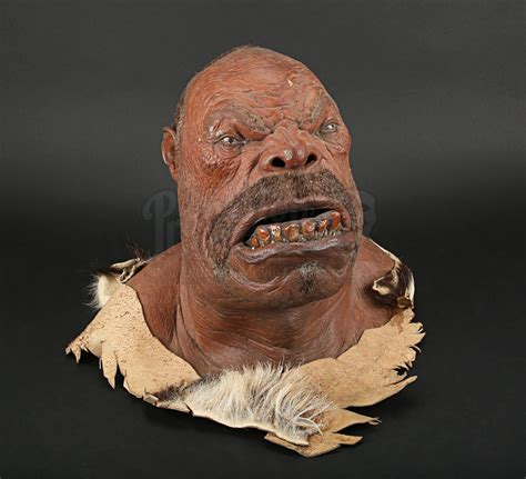 Ogre Head   Prop Store - Ultimate Movie Collectables