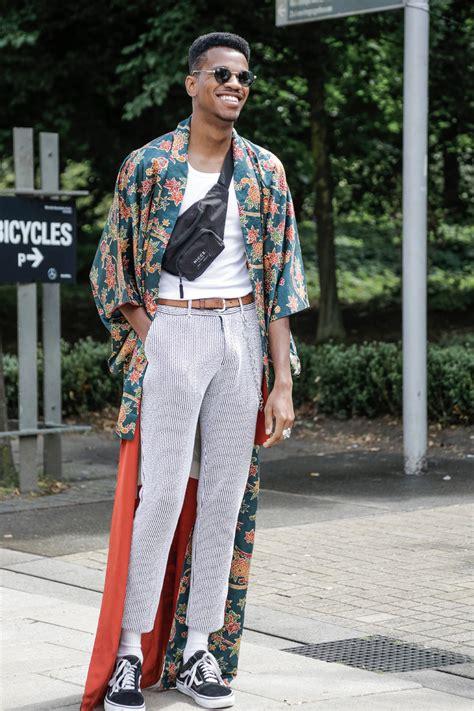 Summer Streetwear Trend 2017: Kimono influences : Team ...