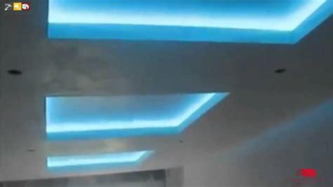 cuisine avec led cuisine decoration faux plafond placo ba avec led