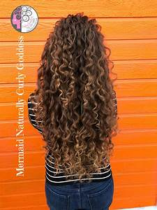 Naturally curly grown out Balayage Pintura and Curly Dry ...  Curly